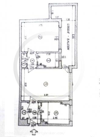 Apartament cu 2 camere, Parc Drumul Taberei