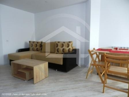 Garsoniera noua, ansamblul New Residence, Ghencea